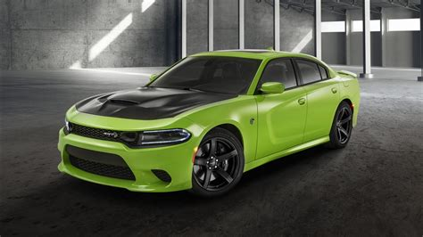 2019 Dodge Charger Srt Hellcat Wallpapers