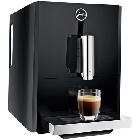 And thanks to the variety it offers at the touch of a button, it is sure to delight even the most discerning palates. Jura ENA A1 Super Automatic Espresso Maker - Espresso Dolce