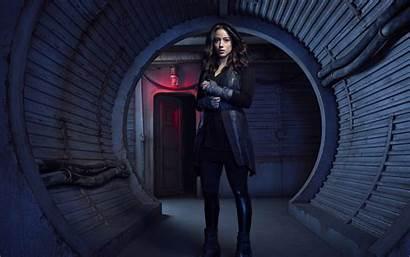 Shield Agents Daisy Chloe Bennet Johnson Season