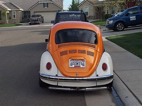 volkswagen super beetle  sale elk grove california