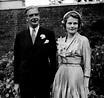 SIR ANTHONY EDEN AND WIFE : 1952 - Flashbak