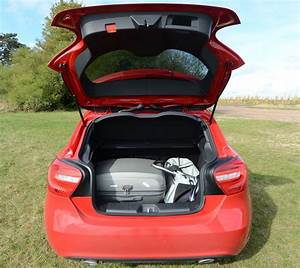 Coffre Mercedes Classe A : coffre nouvelle mercedes classe a 2012 ~ Gottalentnigeria.com Avis de Voitures