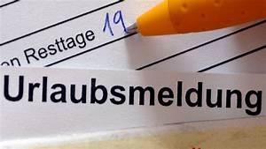 Urlaubstage Berechnen Bei Kündigung : nach k ndigung urlaubsanspruch verf llt nicht n ~ Themetempest.com Abrechnung