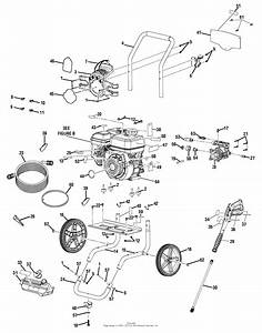 Homelite Ps80544 Powerstroke Pressure Washer Parts Diagram For General Assembly  Part 1