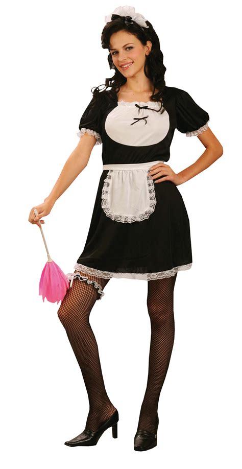 femme de chambre wiki vetements cuir costume soubrette