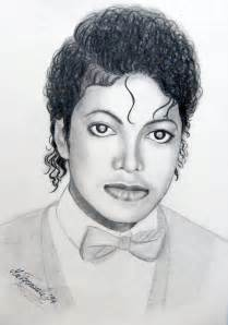 Michael Jackson Drawings Pencil