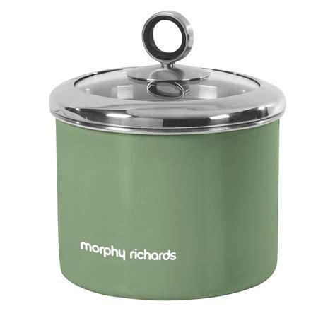 kitchen storage canister morphy richards tea coffee sugar biscuit cake kitchen