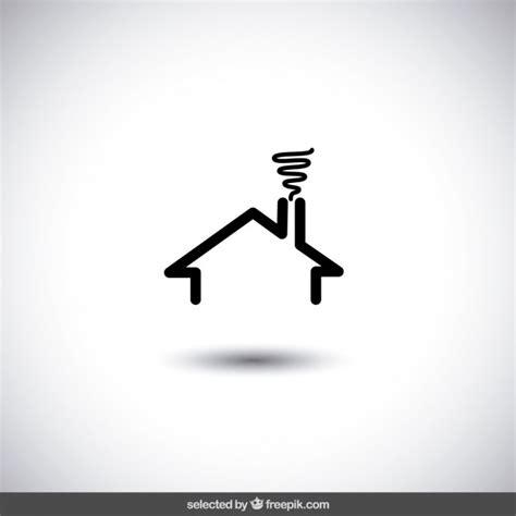 logo casa preto casa logotipo verdadeiro estado baixar vetores gr 225 tis