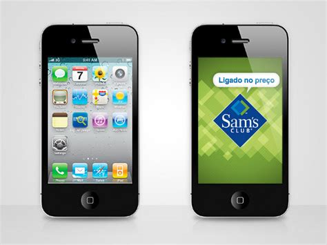 sams club iphone proposta iphone app sam s club henrique barros portf 243 lio