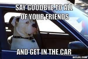 Sad Goodbye Meme