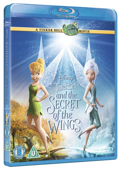 Tinkerbell And The Secret Of The Wings Toybuzz