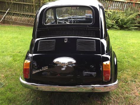 Ebay Fiat by Ebay 1965 Fiat 500f