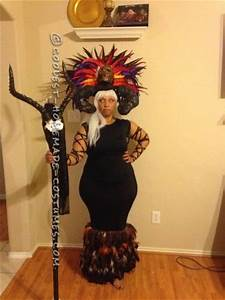 Cool Voodoo Witch Doctor Costume | Witch Doctor Costume ...
