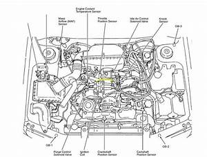 9 Best Images Of 2001 Subaru Outback Engine Diagram