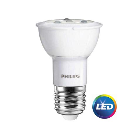 philips led dimmable flood light bulb par16 bright white