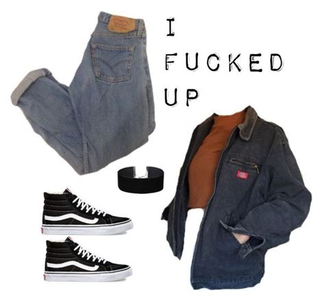 U0026quot;soft 80s grunge - aestheticu0026quot; by lonelybaby liked on Polyvore featuring Vans and Miss Selfridge ...