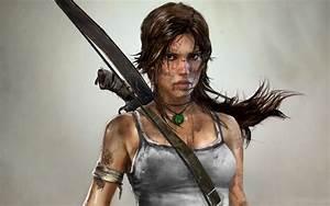 Tomb Raider 2013: British Actress Camilla Luddington Cast ...