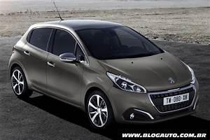 Peugeot 2008 2017 Prix : peugeot 208 2017 ter novo motor 1 2 puretech blogauto ~ Accommodationitalianriviera.info Avis de Voitures