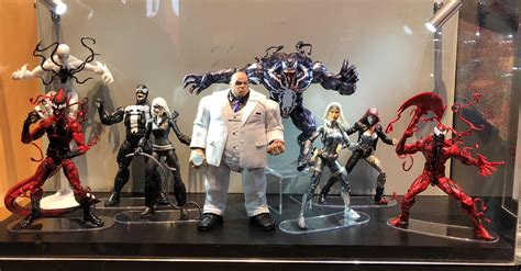 ML Spider-Man SDCC reveals: Red Goblin, Black Cat, Kingpin ...