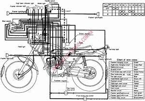 Yamaha Dt 400 Wiring Diagram  Yamaha It 400  Yamaha Dtr