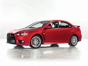 2014 Mitsubishi Lancer Evolution X GSR Top Auto Magazine