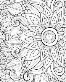 HD wallpapers coloring pages to print christmas