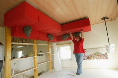 Incredible Upside Down House! Even Inside!