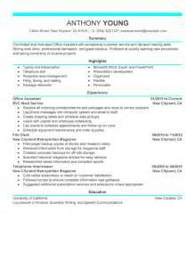 basic resume objective for a part time job job resume exle resume format download pdf