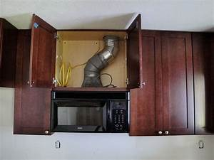 Moving A Range Hood By A Few Inches
