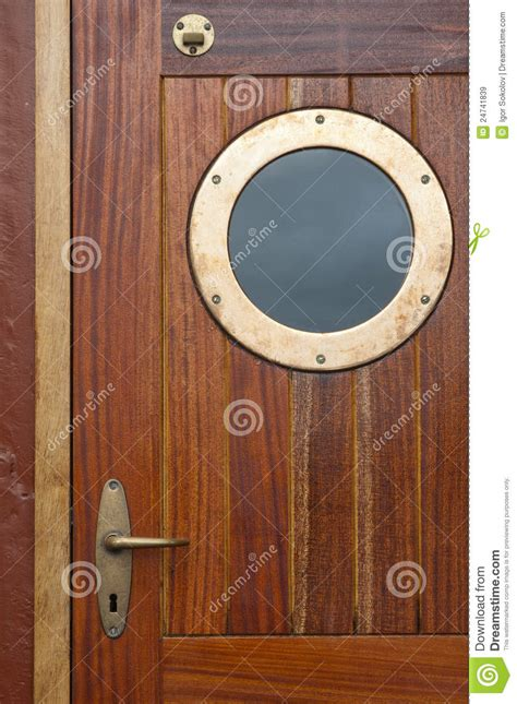 ship door royalty  stock images image