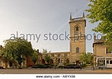 St Mary Magdalene Church Woodstock Oxfordshire Stock Photo ...