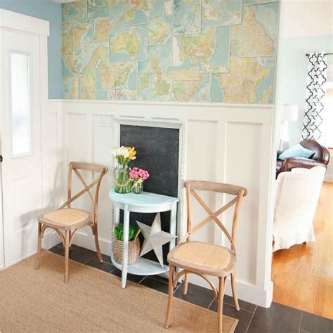 Coastal, Cottage, & Farmhouse Style Wall Treatment Ideas