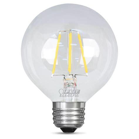 philips 25 watt incandescent a19 transparent light bulb