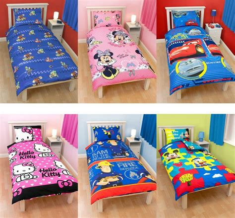 duvets for children character and generic single duvet covers childrens