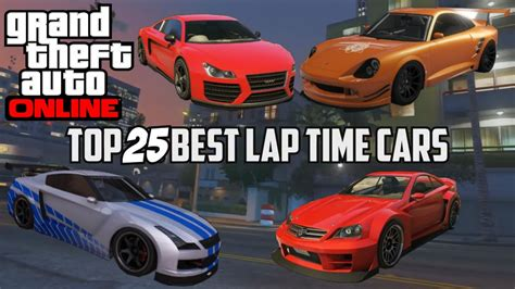 Top 25 Fastest Supercars & Sports Cars!! (gta V