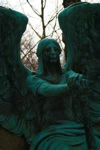 Angel Statue Lakeview Cemetery Cleveland Ohio
