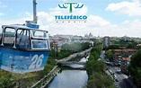 Teleférico de Madrid - Postcards from Valencia