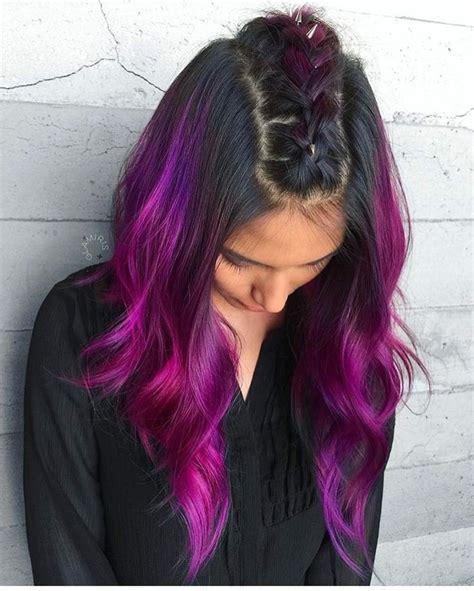 Best 25 Faded Purple Hair Ideas On Pinterest Blonde