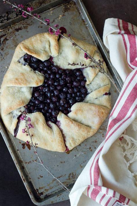 ideas  blueberry galette  pinterest puff