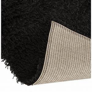 grand tapis noir idees de decoration interieure french With grand tapis design