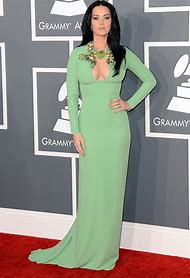Katy Perry Grammy Dresses