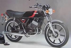 Yamaha Rd200 Twin Cylinder Air Cooled 200cc 2 Stroke