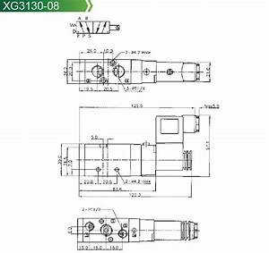Pneumatic Valve Xg3130 Series Solenoid Valve Xg3130 Series