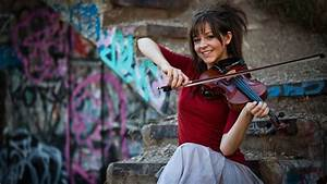 Happy Lindsey Stirling Wallpaper 51162 1920x1080 px ...