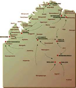 Aboriginal Language Map