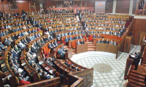 chambre du parlement changement du reglement du parlement en 2017 actu maroc