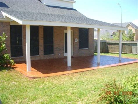 covered patio designs covered patio pinterest