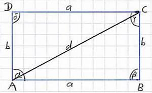 Geometrie Winkel Berechnen : rechteck fl cheninhalt umfang ~ Themetempest.com Abrechnung