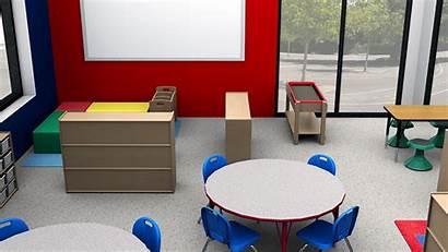 Classroom Hub Spoke Preschool Learning Option Outfitters
