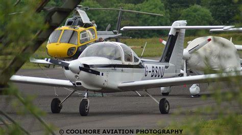 Cumbernauld Airport Egpg June 2014 Photos
